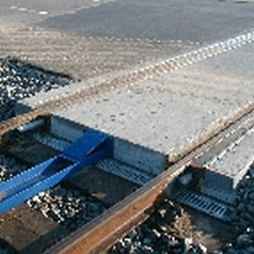 Spoorwegovergangen