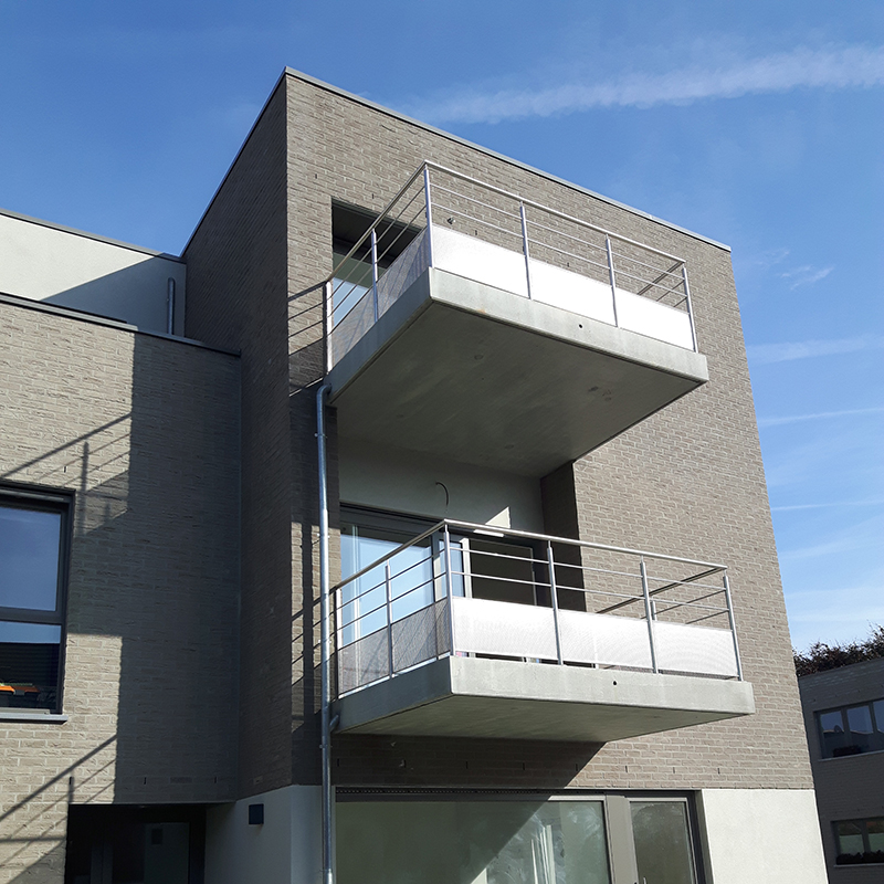 Prefab balkons