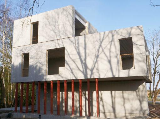 Nieuw kantoor S3 Architecten